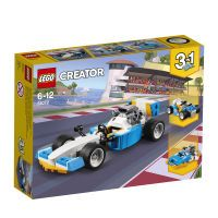 31072 Creator Ultimative Motor-Power, Konstruktion