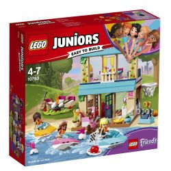LEGO FRIENDS HAUS AM SEE 10763