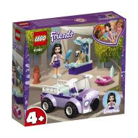 LEGO Friends 41360 Emmas mobile Tierarztpraxis (4+)