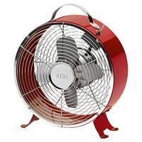 Nostalgie-Ventilator AEG VL 5617 rot