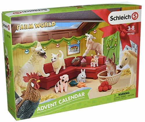 Schleich Adventskalender Farm World 2018 (97700)