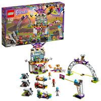 LEGO 41352 Friends Das große Rennen, Konstruktionsspielzeug (41352)