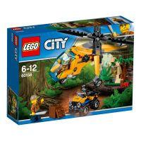 LEGO CITY FRACHTHUBSCHRAUBER 60158