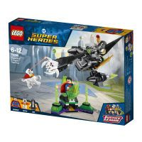 LEGO HERO SUPERMAN & KRYPTO 76096