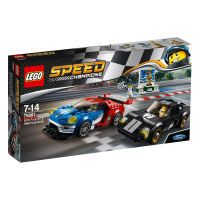 LEGO SPEED CHAMP FORD GT & GT40 75881