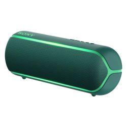 Sony SRS-XB22G, wasserfester Bluetooth-Lautsprecher, grün
