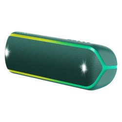 Sony SRS-XB32G, wasserfester Bluetooth-Lautsprecher, grün