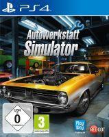 Autowerkstatt Simulator (PS4) Englisch