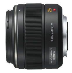 Panasonic Objektiv Festbrennweite 25mm (H-X025E)