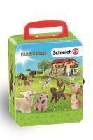 Schleich Farm World Sammelkoffer