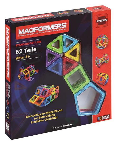 Magformers  62 TEILE 274-09