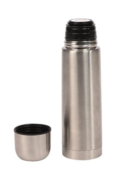 THERMOSFLASCHE METALL 500ML