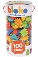 BLOKO BAUSTEINE IN BOX 100-TLG.503503