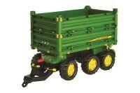 Rolly Toys TRAKTORANHÄNGER JD 3-ACHSIG 125043