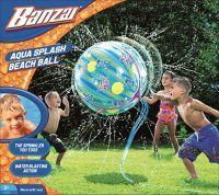 Banzai 12918 Splash Beach Ball