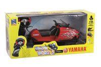 AV-FUNK- SCHNEEMOBIL YAMAHA SRX 700