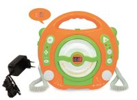 CD-PLAYER DIGITAL M. 2 MIKROF.+USB+ADAPT