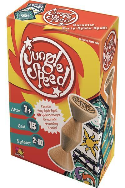 Asmodee JUNGLE SPEED BIG BOX 001275