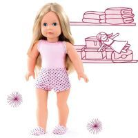 Götz 1490365 Precious Day Girls Jessica Girl to Dress Puppe