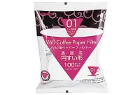 HARIO Papierkaffeefilter V60 Gr.01 100 Stück ()