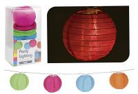 Party-Beleuchtung m.8 Lampion (AF5000020)