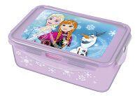 """P:OS Lunch To Go Box """"Frozen"""" mit 4 Clips und 2 Einsätzen ()"""