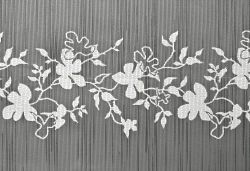 friedola MiamiTischl.Flowers ant.40x150 (25707.2)