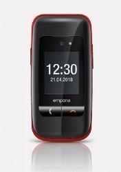 B-Ware Emporia ONE schwarz/rot