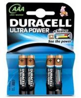 Duracell Microzelle Ultra Power AAA K4 MX 2400 4 Stk