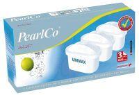 PearlCo Filterkartusche Unimax 3er Pack (7030)
