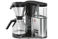 Melitta MEL AromaElegance sw/ix Kaffee (1012-01)