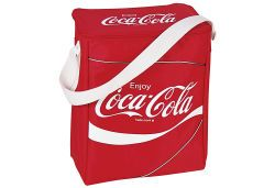 EZetil Kühltasche Coca-Cola 14l rot (10522600)