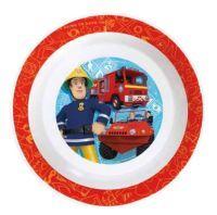 P:OS Suppenteller Feuerwehrmann Sam (26898)