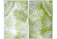 ESSCHERT DESIGN Gartenteppich Blätter 150x240cm (OC22)