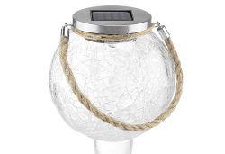 HI LED-Glas-Kugelleuchte ø 11 cm (70313)