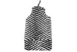 fashy Wärmfl.Fellimitat Zebra 2l (6730522)