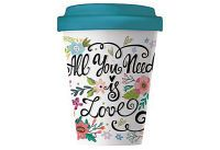 CHIC-MIC BambooCUP*All you need is love (BCP228)