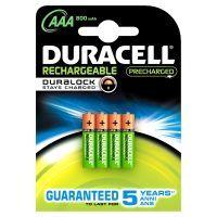 Duracell STAYCHARGED AKKU NIMH 850MAH (AAA (HR03) B4    AAA)