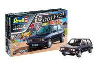 "Revell ""35 Years Volkswagen Golf GTI Pirelli"" 1:24  (05694)"
