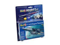 Revell Model Set F-14D Super Tomcat 1:144  (64049)