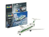 Revell Model Set Boeing 727-100 GERMANIA 1:144  (63946)