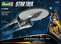 Revell U.S.S. Enterprise NCC-1701 INTO DARKNESS 1:500  (04882)