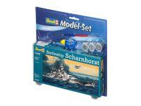 Revell Model Set Battleship Scharnhorst 1:1200  (65136)