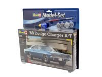 Revell Model Set 1968 Dodge Charger 1:25  (67188)