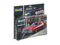 Revell Model Set '76 Ford Torino 1:25  (67038)