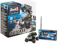 REVELL MINI RC TRUCK 23507