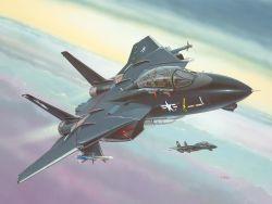 "Revell F-14A ""Black Tomcat"" 1:144  (04029)"