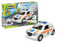 Revell Rescue Car 1:20  (00805)