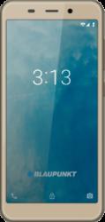 Blaupunkt SM 02 Smartphone 3G 5,0 Zoll 8 GB (gold)