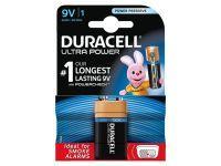 Duracell 9VOLT BLOCK+TESTER ULTRA POWER (MX 1604/1STK LR61 9V)